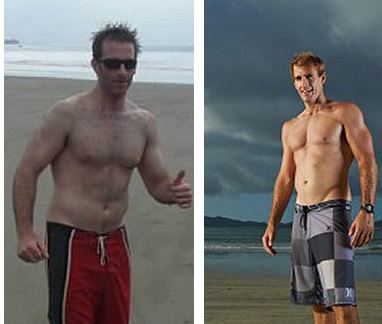 How To Lose 23 lbs Of Fat In 3 Simple Steps