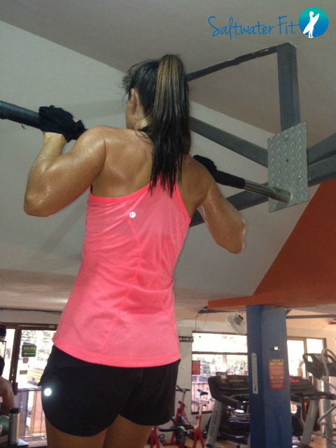 Transform Your Body With Pull-ups