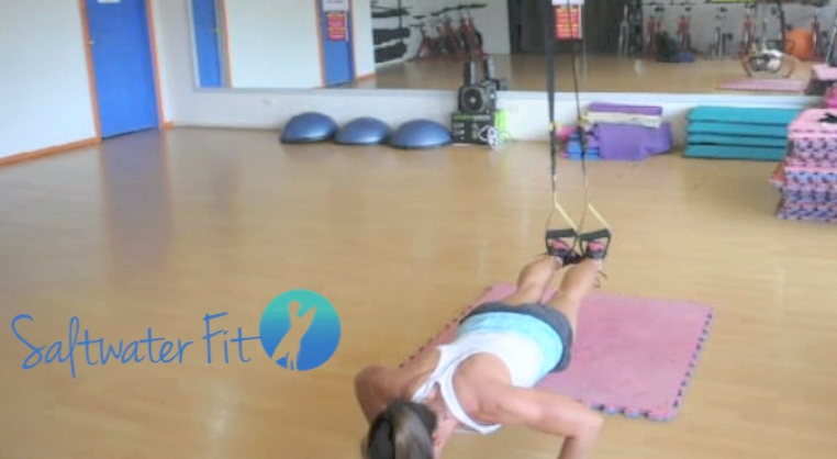Two Minutes To Sculpted Shoulders