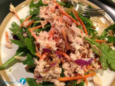RECIPE: Best Tuna Salad Ever