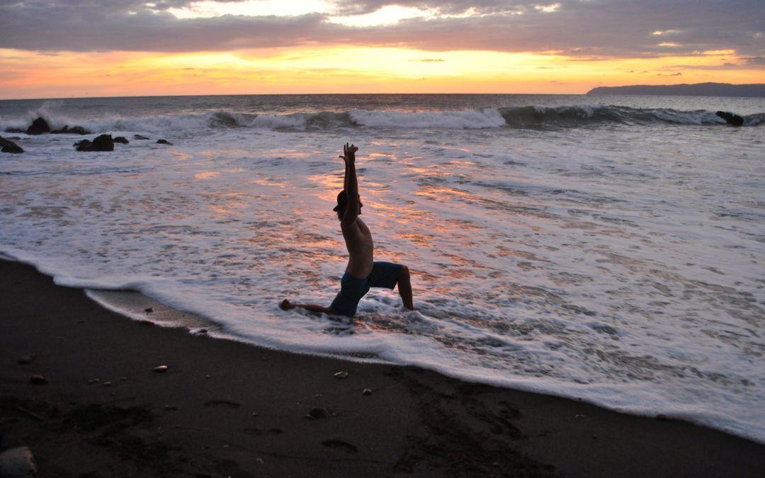 A Stiff Dude Walks Into a Yoga Class