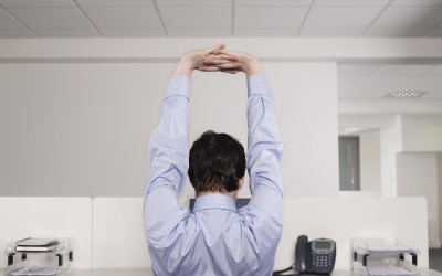 Top 5 Stretches To Offset The Damages Of Sitting