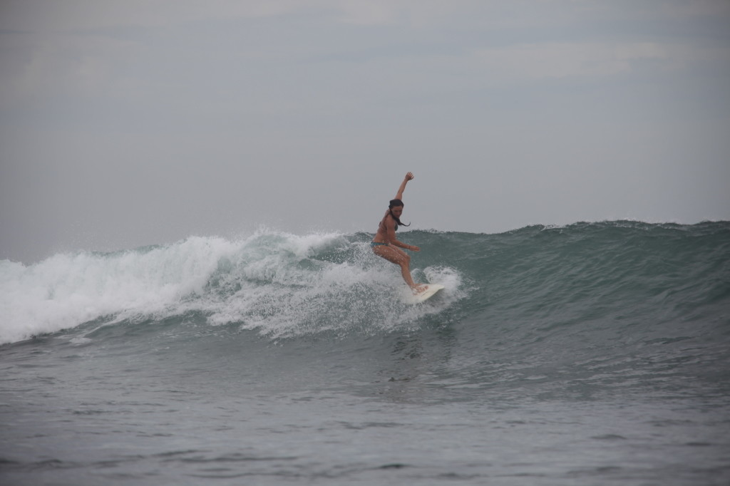 My Active Passion -- Surfing in Nicaragua